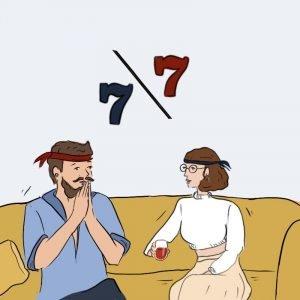 שבעת החטאים