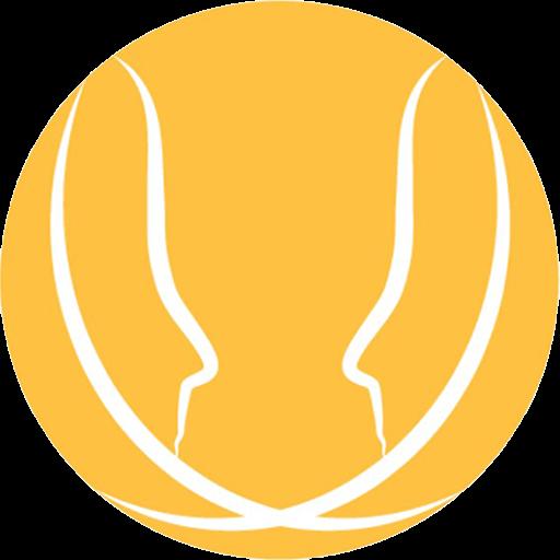 לוגו האתר - אילוסטרציה של שני אנשים בדייט ביתי מביטים אחד על השני